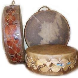 native american drums for sweat lodge